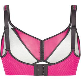 Anita Air Control DeltaPad Sport-BH Damen pink/anthrazit